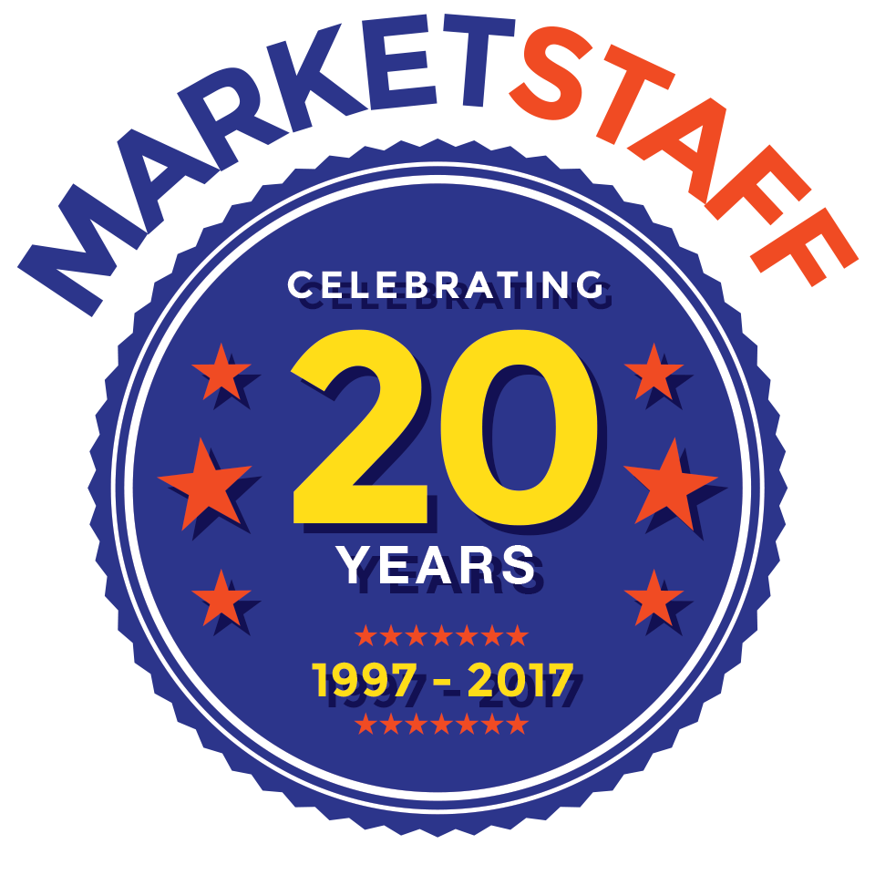 Celebrating 20 Years - Marketstaff